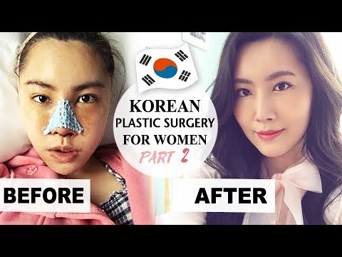 MY PLASTIC SURGERY IN KOREA PART 2