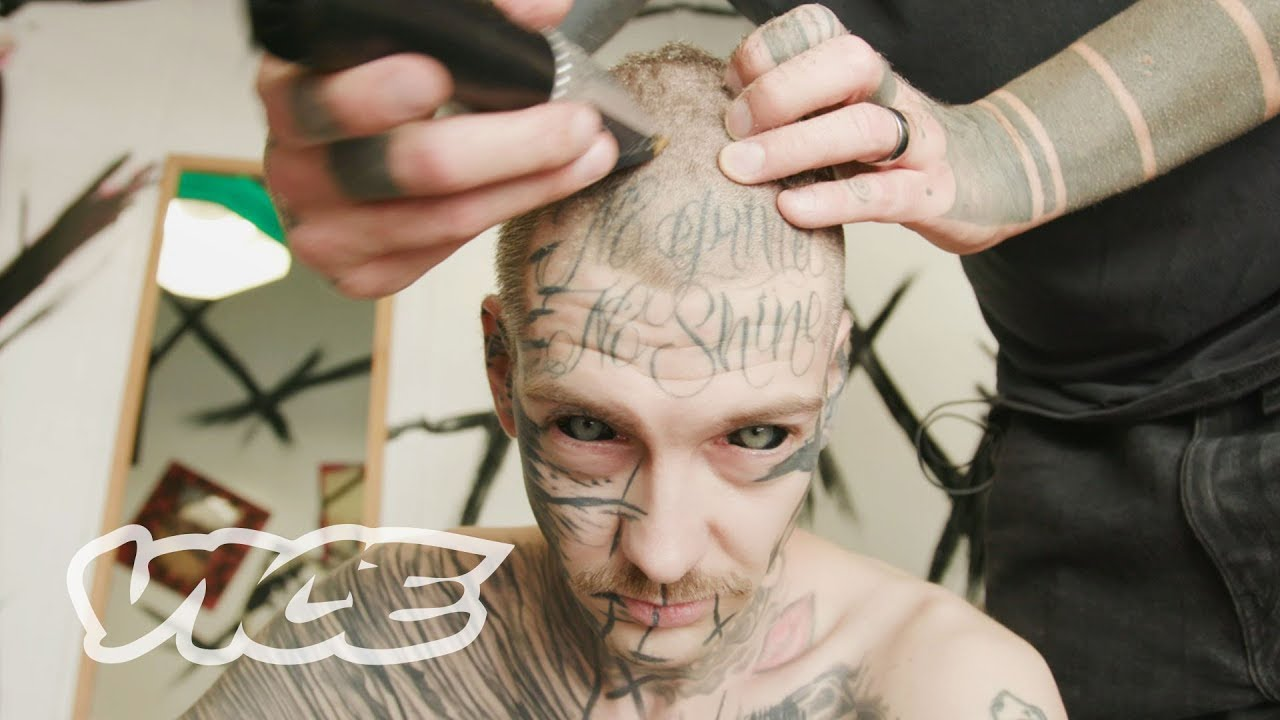 d1aad1dfffbc9 The Brutal Tattoo Ritual Built on Pain - YouTube