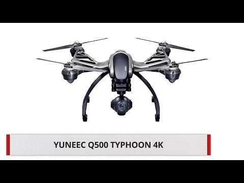 Дрон Yuneec Typhoon H Pro RS 16