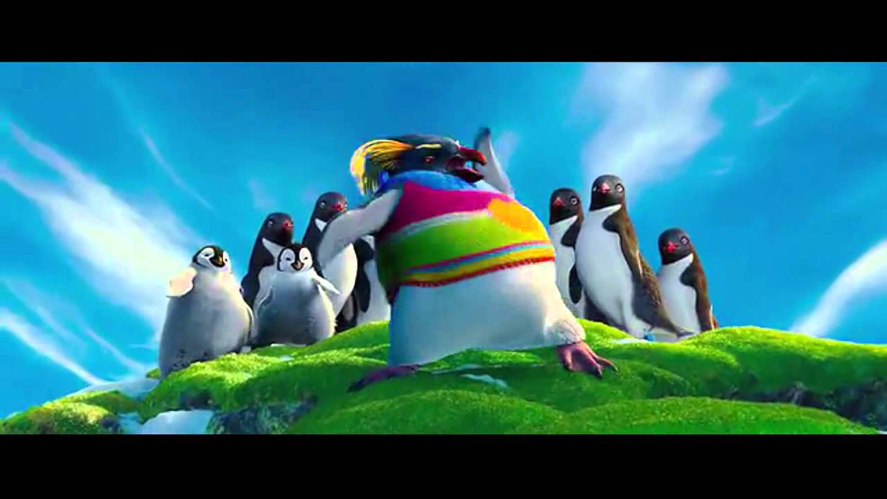 Doctor Amor Happy Feet 2 720 Hd Youtube
