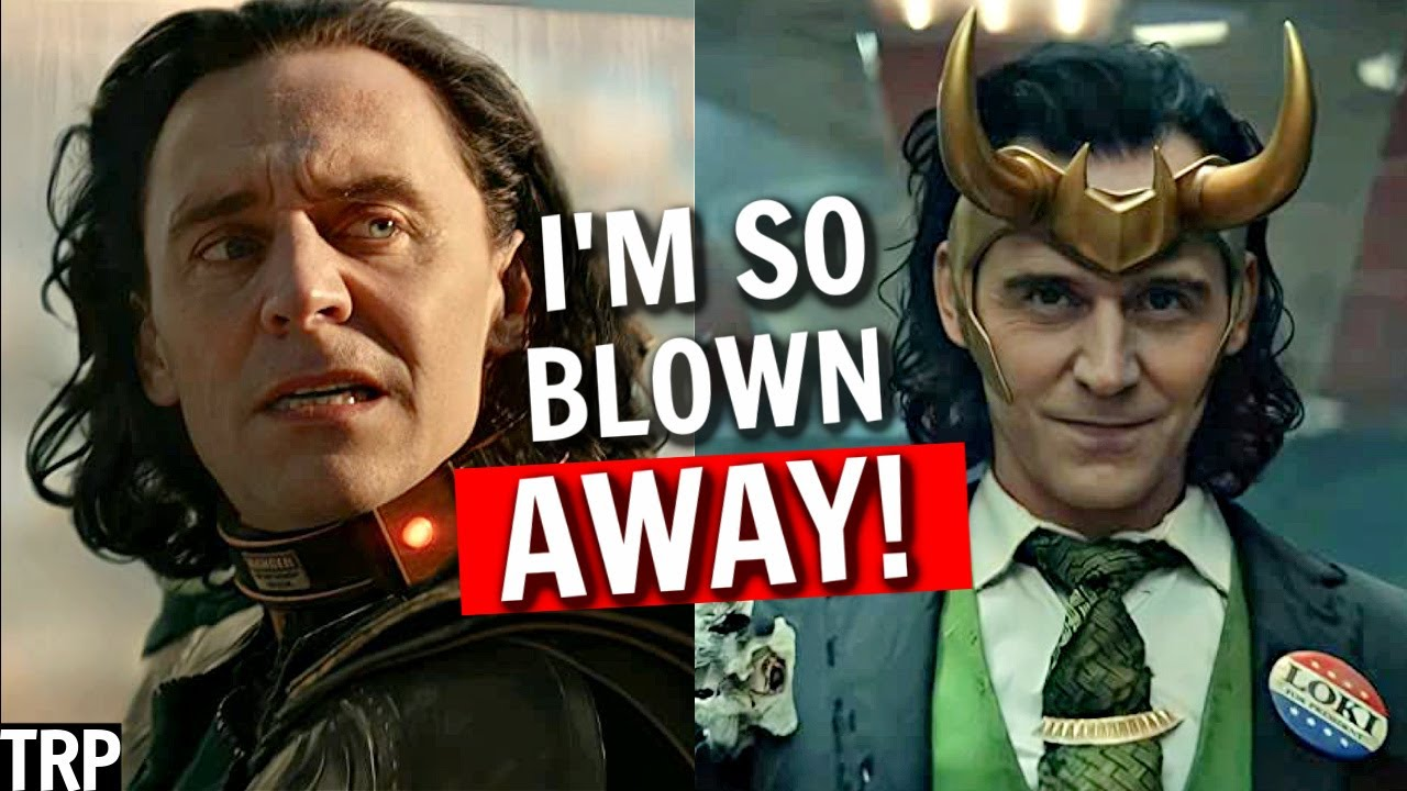 Loki Episode 1 & 2 Explained: This Show Has Me So Excited!