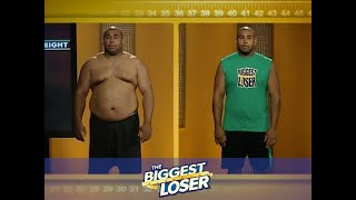 The Men Weigh In | Makeover Week | The Biggest Loser | S8 E10