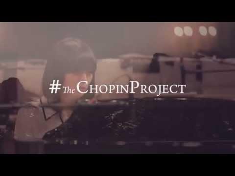 Ólafur Arnalds + Alice Sara Ott  - The Chopin Project Tour 2015