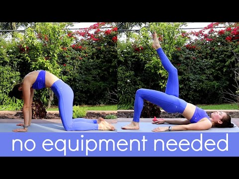 15 MINUTE FULL BODY WORKOUT! (No Equipment)