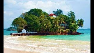 Weligama beach, Weligama, Sri Lanka.