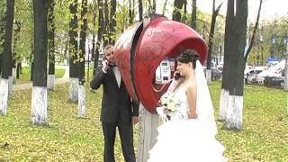 Свадьба в Ярославле. Дмитрий и Любовь