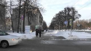 Как найти офис и пункт выдачи СДЭК в Чебоксарах. (Видео маршрут от