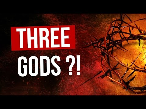 THREE GODS?! Does the New Testament really teach the belief in 3 gods?