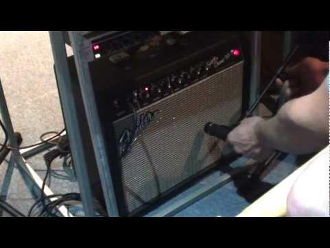 Videoblog #009 - Amp recording - Mic position