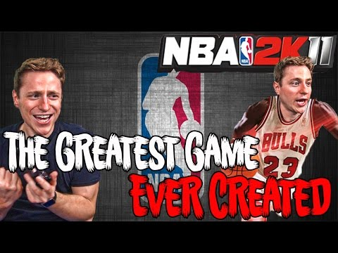 THE BEST NBA 2K GAME OF ALL TIME! NBA 2K11