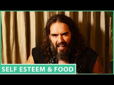 Russell Brand On Self Esteem & Food