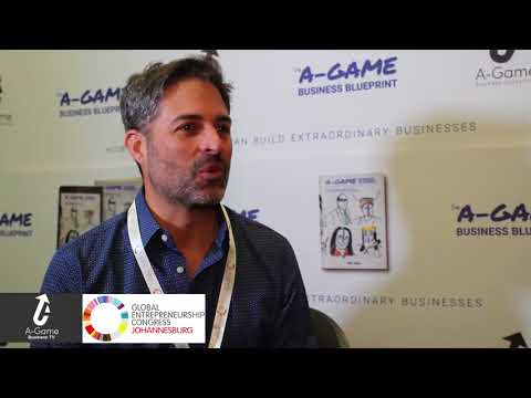 GEC 2017 - Interview with  Carlos Cobian, Founder of Cobian Media Puerto Rico