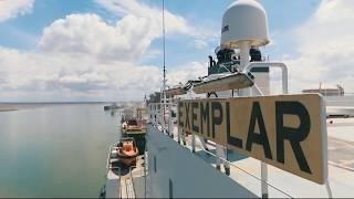 El presidente Mauricio Macri presenciará la partida del buque regasificador Exemplar