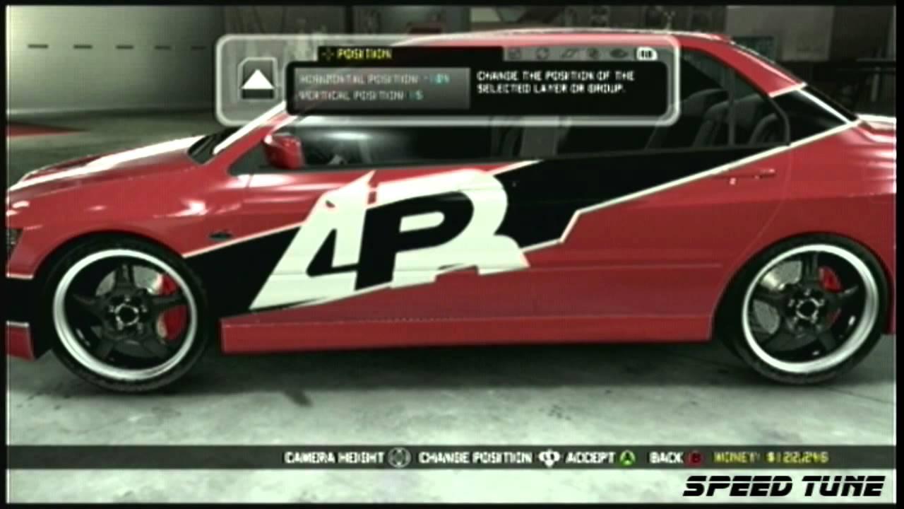 Tokyo Drift Mitsubishi Evo Speedtune Mcla Youtube