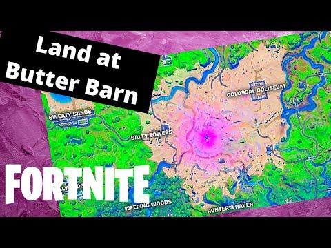 Butter Barn Fortnite Map