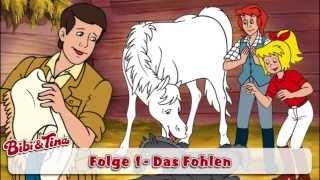 Bibi & Tina - Das Fohlen | Hörspiel (Hörprobe)