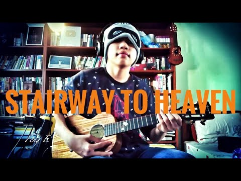 Stairway To Heaven/Led Zeppelin, Covered By Feng E