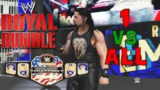 WWE 2K17 - Roman Reigns