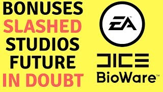 EA Slashes Bonuses & DICE Future In Doubt! Bioware In Trouble Too Of Anthem Failure