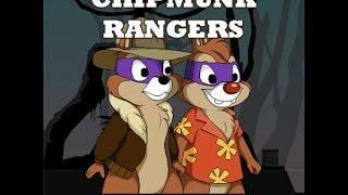 Чип и Дейл  Chipmunk Rangers