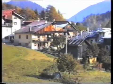 Valle di Cadore dall'archivio di Renzo Melchiorri (POSTIN)