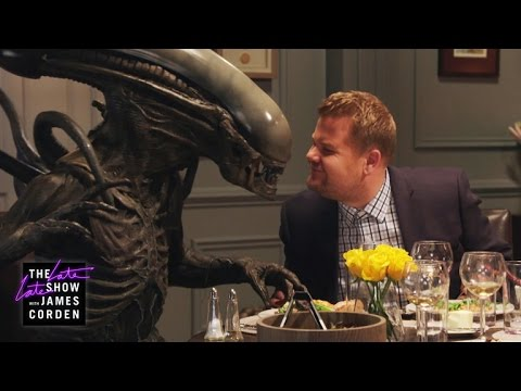 James's New Girlfriend Is the 'Alien' Xenomorph w Billy Crudup & Kristen Schaal