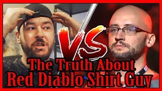 Truth About Red Shirt Diablo Guy? Blizzcon 2018 Diablo Immortal Theory