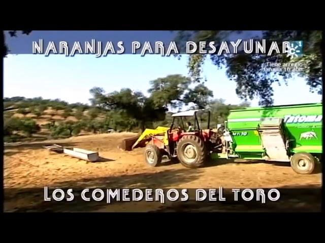 Naranjas Para desyunar, Los Comederos Del Toro