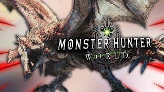 Monster hunter world live reaction   monster hunter world gameplay trailer reaction (ps4 e3 2017)