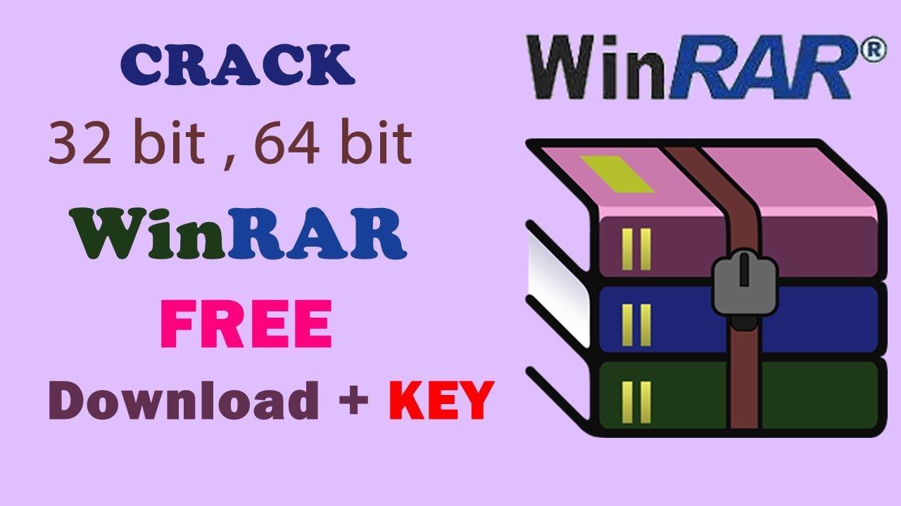 Winrar Crack 5 60 Final 32bit 64bit Winrar Free Download Key Youtube