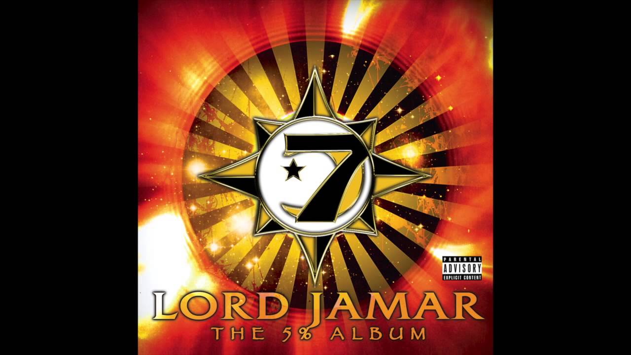 "Lord Jamar (of Brand Nubian) - ""Deep Space"" (feat. RZA of Wu-Tang) [Official Audio]"