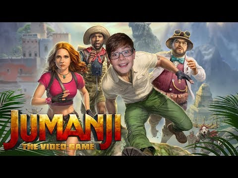 Let's Play JUMANJI: The Video Game!