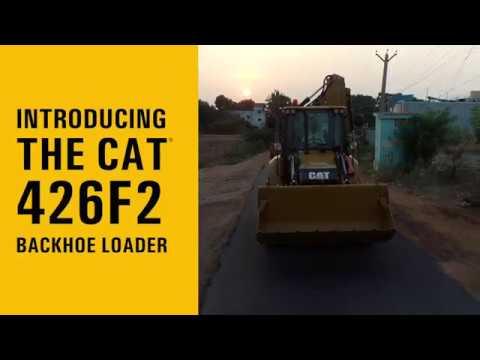Cat® 426F2 Backhoe Loader – Multiple Jobs – Affordable Solution (Asia)