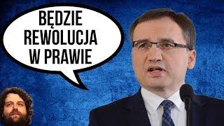 Rewolucja w Polskim Prawie by Minister Ziobro z PIS - Komentator
