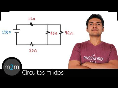 circuitos-eléctricos-mixtos---súper-fácil