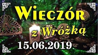 💖Wieczór z wróżką 15.06.2019💖Urodziny Grzegorza Jasnowidza thumbnail
