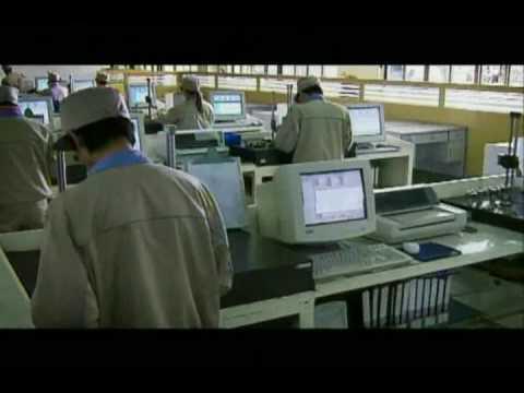 ZOJE - Máquinas de Costura Industriais (Vídeo Institucional)