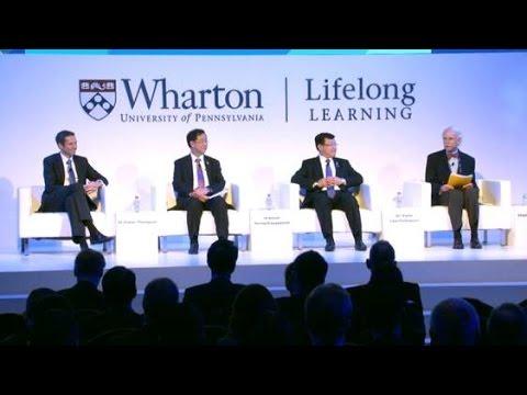 Wharton Global Forum Bangkok 2015: ASEAN Infrastructure