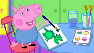 Peppa Pig Season 1 Episode 6 - The Playgroup - Cartoons for Children
