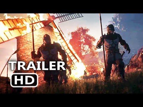 PS4 - A Plague Tale : Innocence Trailer