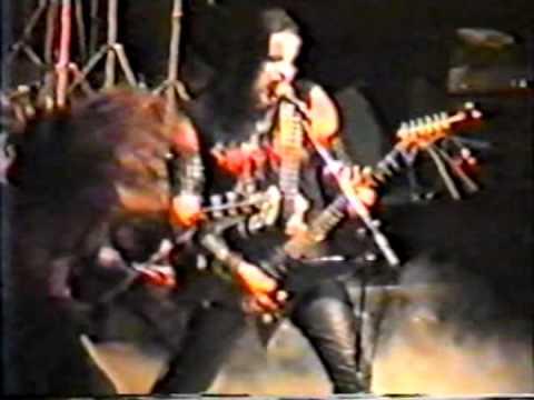 Astrofaes Nokturnal Mortum Live 1997