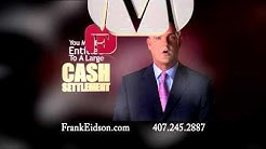 Workers Compensation Lawyer Frank M. Eidson