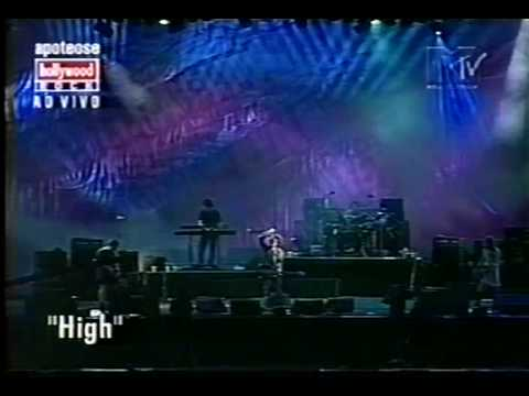 The Cure - High (Live 1996)