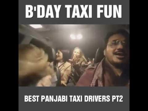 Punjabi Taxi Driver 2