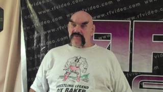 Ox Baker talks about funny ribs