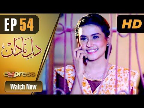 Dil E Nadaan - Episode 54 - Express Entertainment Dramas