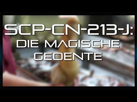 SCP-CN-213-J: Die magische Geoente