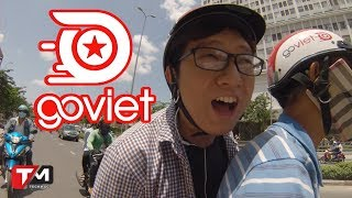 """Đi thử Go Viet: """"Bóng dáng Uber cũ, Grab phải coi chừng!"""""""