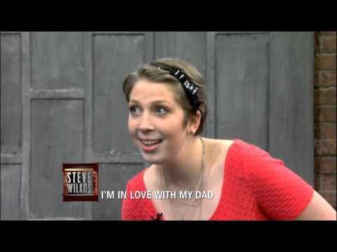 Steve Moment: Macey Confronts Her Dad (The Steve Wilkos Show)