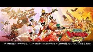 Zyuden Sentai Kyoryuger Brave Ep05